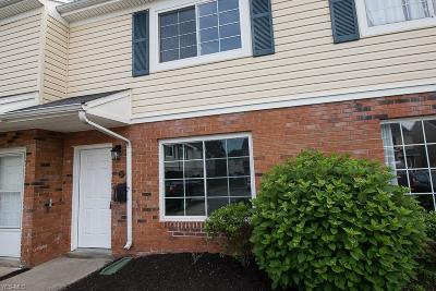 Painesville Township Condo/Townhouse For Sale: 217 Pepper Tree Lane