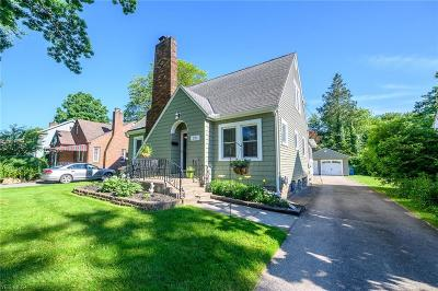 Painesville Single Family Home For Sale: 281 Cumings Drive
