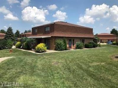 Brunswick Multi Family Home For Sale: 5266 Grafton Road #11