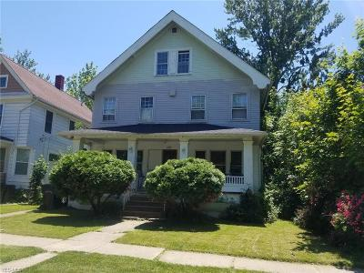 Elyria Multi Family Home For Sale: 338 10 Th