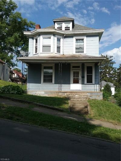 Guernsey County Single Family Home For Sale: 506 N 6th Street