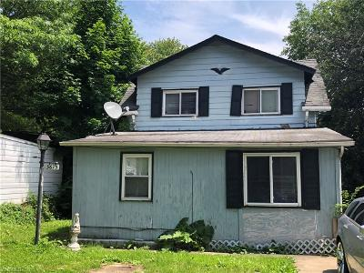 Cleveland Single Family Home For Sale: 3675 W 139th Street
