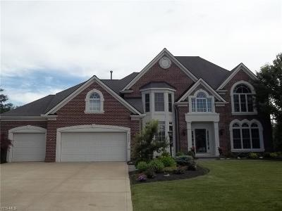 Strongsville OH Single Family Home For Sale: $445,500