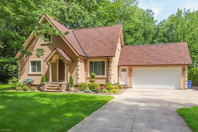 Westlake Single Family Home For Sale: 27656 Dunford Road