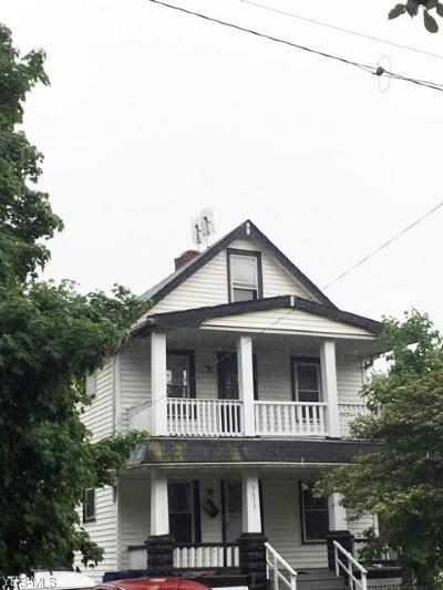 Cleveland Multi Family Home For Sale: 9616 Nelson Avenue