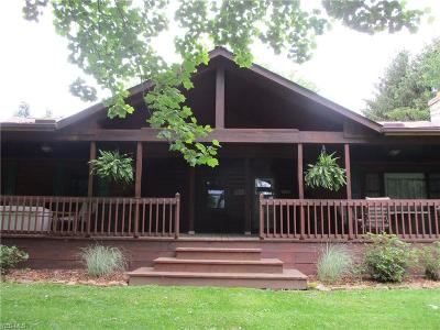 Mahoning County Single Family Home For Sale: 11220 S State Line Road