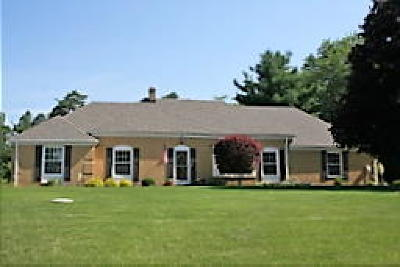 Medina Single Family Home For Sale: 3443 Forest Lake Drive
