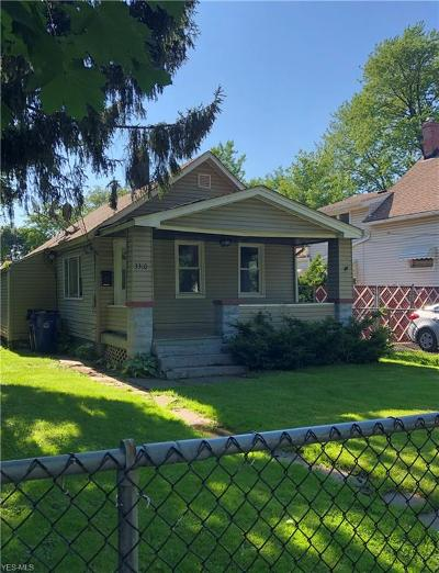 Cleveland Single Family Home For Sale: 3310 W 54th Street