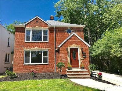 Rocky River Multi Family Home For Sale: 2880 Wooster Road