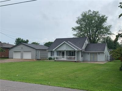Belpre Single Family Home For Sale: 307 Stone Road