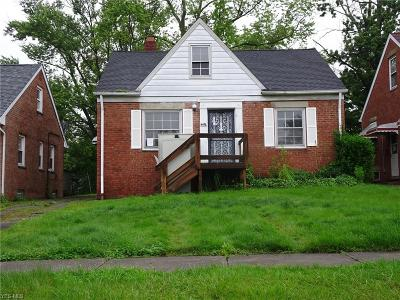 Cleveland Single Family Home For Sale: 4476 Glenview Road