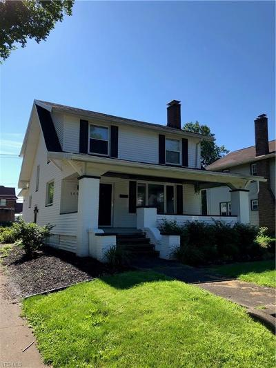 Massillon Single Family Home For Sale: 1050 11th Street