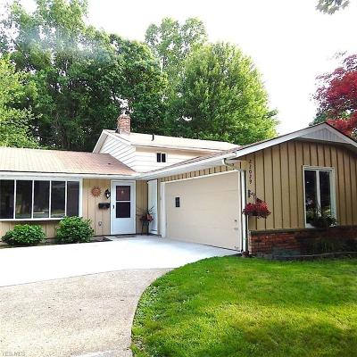 Strongsville Single Family Home For Sale: 22029 Jonathan Drive