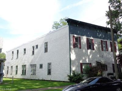 Conneaut Multi Family Home For Sale: 418 Harbor Street