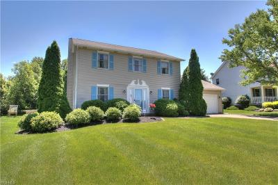 Twinsburg Single Family Home Active Under Contract: 2312 Demi Drive
