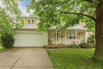 Mentor Single Family Home For Sale: 8789 Arrowood Drive