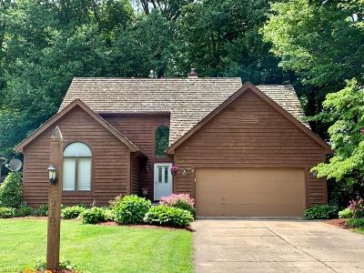 Mentor Single Family Home For Sale: 5710 Cardinal Drive