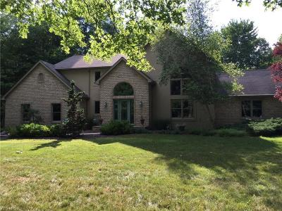 Mahoning County Single Family Home For Sale: 1510 N Duck Creek Road
