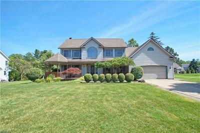 Twinsburg Single Family Home Active Under Contract: 1648 Jennifer Drive