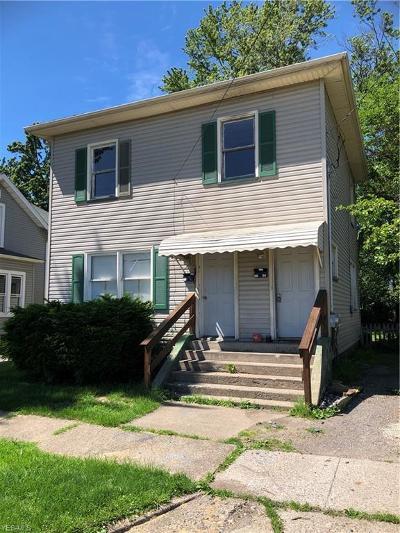 Conneaut Multi Family Home For Sale: 314 Adams Street