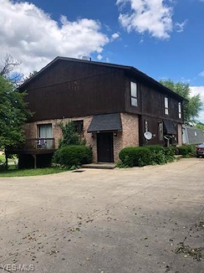 Massillon Multi Family Home For Sale: 7374 Raleigh