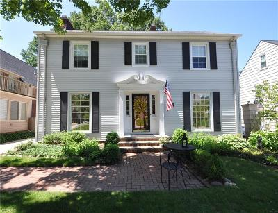 Rocky River Single Family Home For Sale: 20590 Morewood Parkway