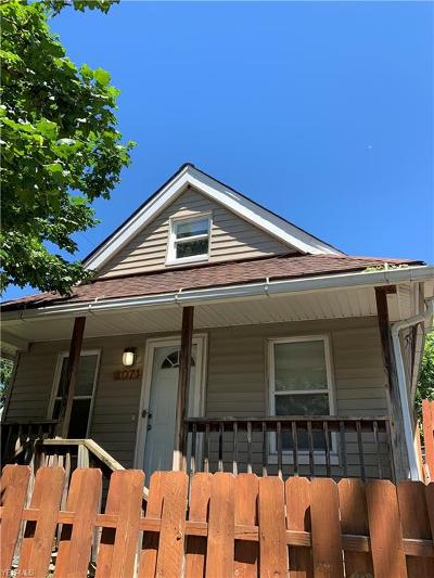 Cleveland Single Family Home For Sale: 2071 W 45th Street