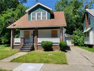 Cleveland Single Family Home For Sale: 1132 E 144th Street