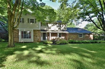 Chagrin Falls Single Family Home For Sale: 472 Greenhaven Drive