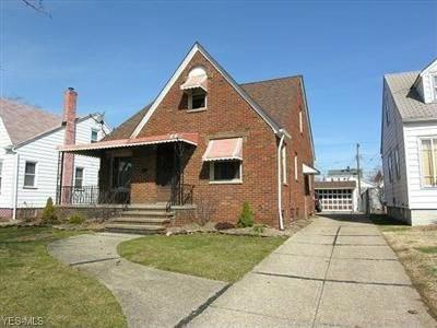 Parma Single Family Home For Sale: 4000 Pershing Avenue