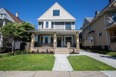 Cleveland Single Family Home For Sale: 1367 W 64th Street