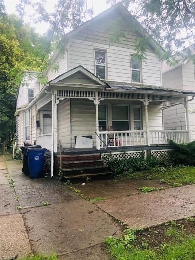 Cleveland Multi Family Home For Sale: 1845 W 48th Street