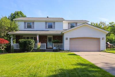 Parma Single Family Home Active Under Contract: 3940 Sanford Drive