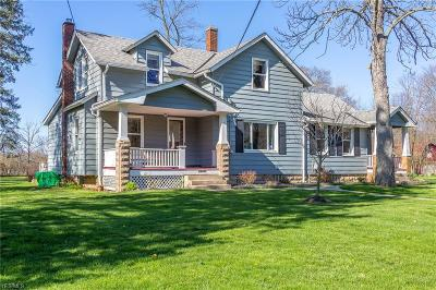 Olmsted Falls Multi Family Home For Sale: 26690 Cook Road