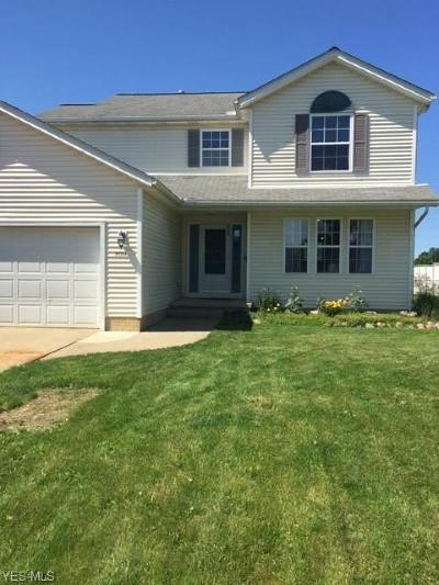 North Ridgeville Single Family Home For Sale: 35316 Oxford Court