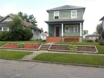 Zanesville Single Family Home For Sale: 746 Larzelere Avenue