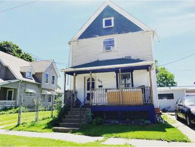 Elyria Single Family Home For Sale: 111 Cascade Street