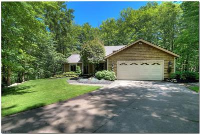 Chardon Single Family Home For Sale: 11850 Arbor Glen Drive