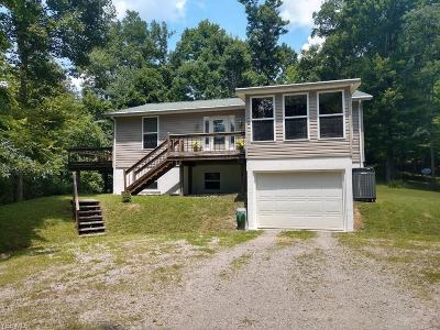 Muskingum County Single Family Home For Sale: 8120 Gills Hollow Road
