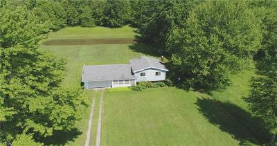 Rock Creek Single Family Home For Sale: 1960 State Route 45