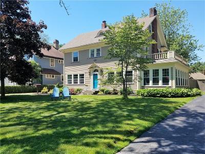 Lakewood Single Family Home For Sale: 1040 Nicholson Avenue