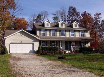Muskingum County Single Family Home For Sale: 830 Schlaegel Drive