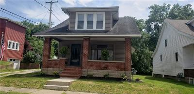 Guernsey County Single Family Home Active Under Contract: 916 Taylor Avenue