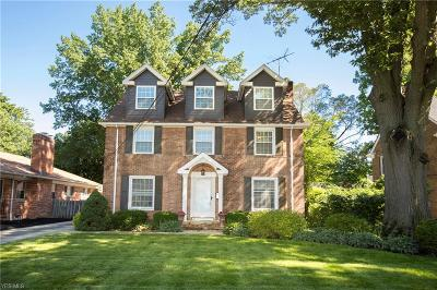 Rocky River Single Family Home For Sale: 20862 Lake Road