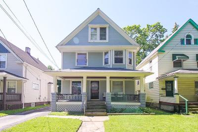 Cleveland Multi Family Home For Sale: 3421 Mapledale Avenue