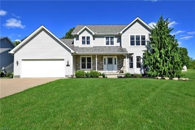 Austintown Single Family Home For Sale: 1229 Victory Hill Lane