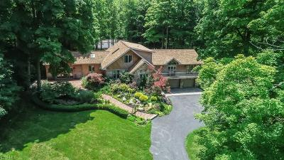 Lake County Single Family Home For Sale: 11804 Girdled Road