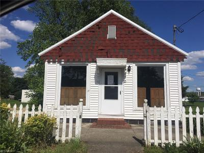 Muskingum County Single Family Home For Sale: 10 S State Street