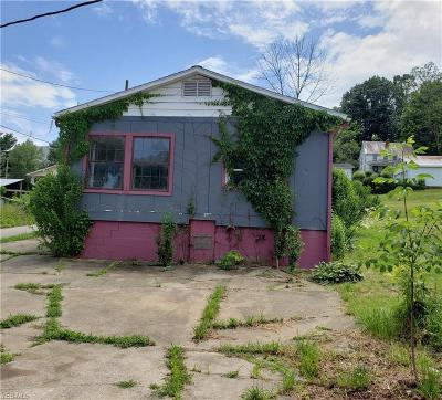 Guernsey County Single Family Home For Sale: 322 High Street