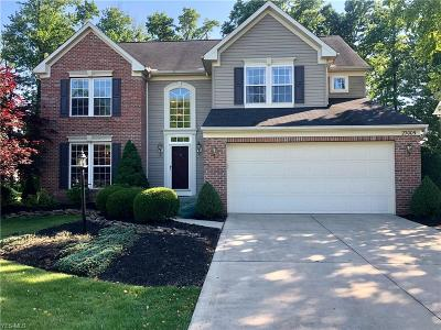 Olmsted Falls Single Family Home Active Under Contract: 27009 Cascade Court